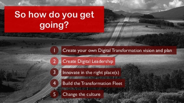 """""""If you can't understand the new  world of digital, fire yourself.  Build an executive team that is  digital-first (when p..."""