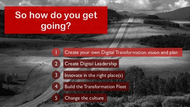 Digital  Transformation  Modeling  (DTM)