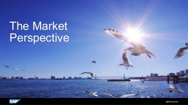 The Market Perspective @SDenecken