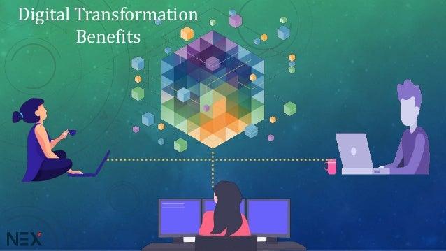 Digital Transformation Benefits