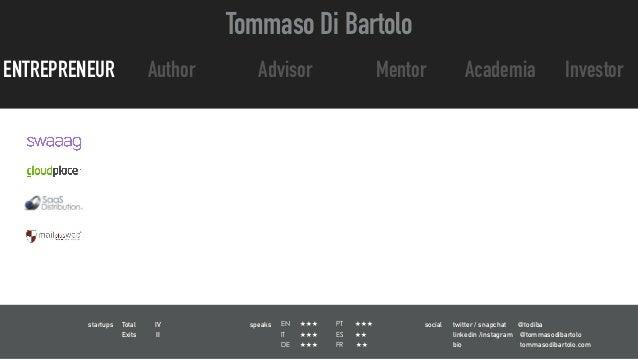Digital transformation  in health care industry by  tommaso di bartolo Slide 2