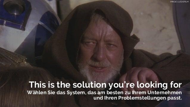 This is the solution you're looking for Wählen Sie das System, das am besten zu Ihrem Unternehmen und Ihren Problemstellun...