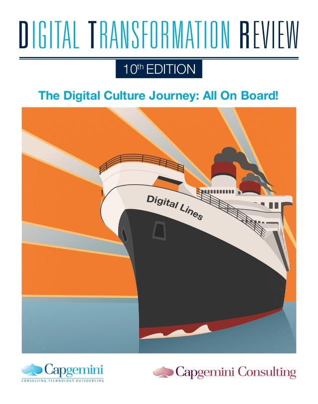10th EDITION The Digital Culture Journey: All On Board!