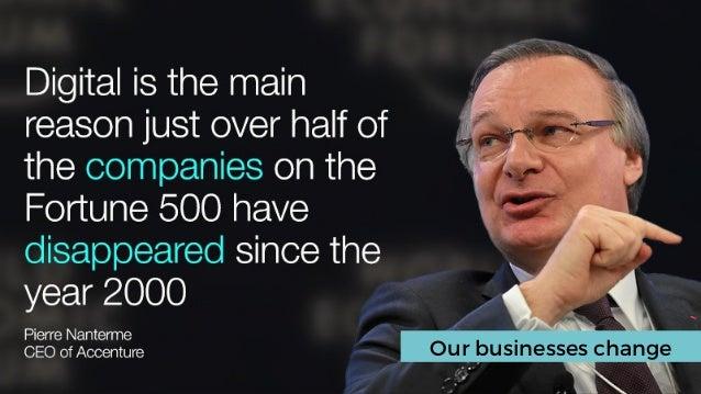 @dadovanpeteghem Our businesses change