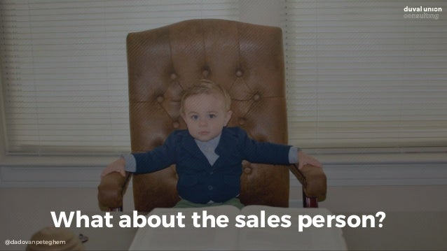 @dadovanpeteghem What about the sales person?