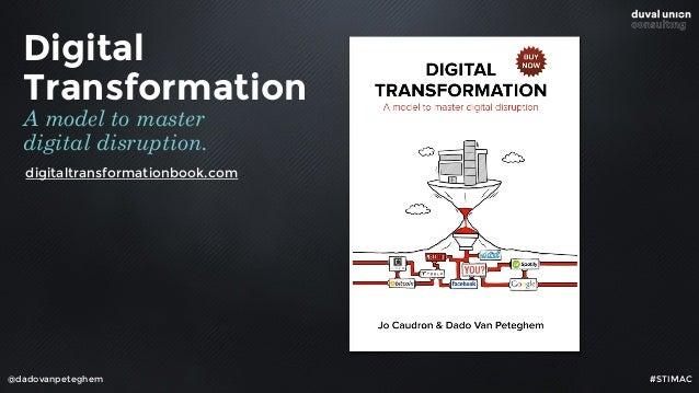 Digital transformation Slide 3