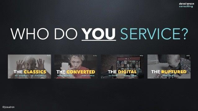 @jcaudron WHO DO YOU SERVICE?