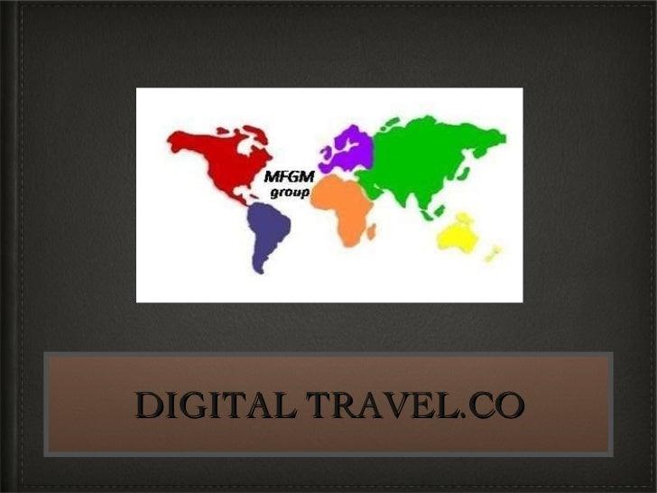 DIGITAL TRAVEL.CO