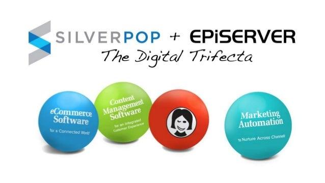 Moderator Don Davis Editor-in-Chief Internet Retailer Panelist Dave Walters Product Evangelist Silverpop Panelist Bob Egne...