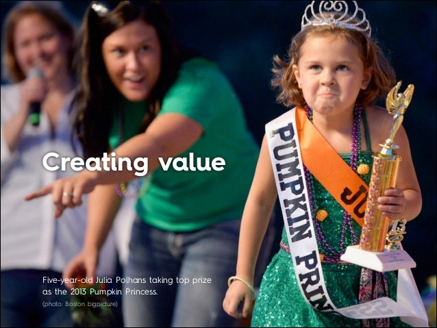 Digital value creation. Creating value for human experiences during the digital renaissance. Slide 3