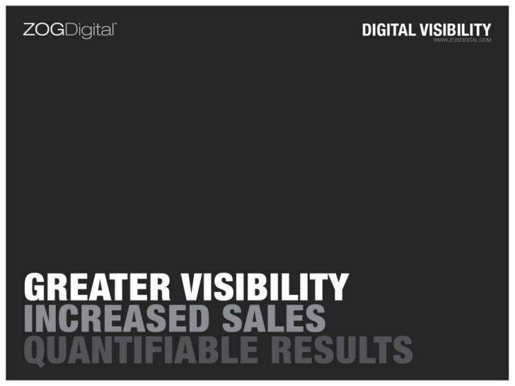 Digital Visibility