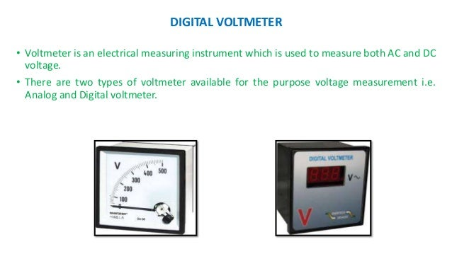 Simple Digital Voltmeter using 8051