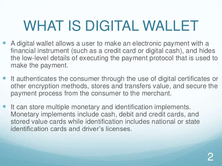 Use payment protocol