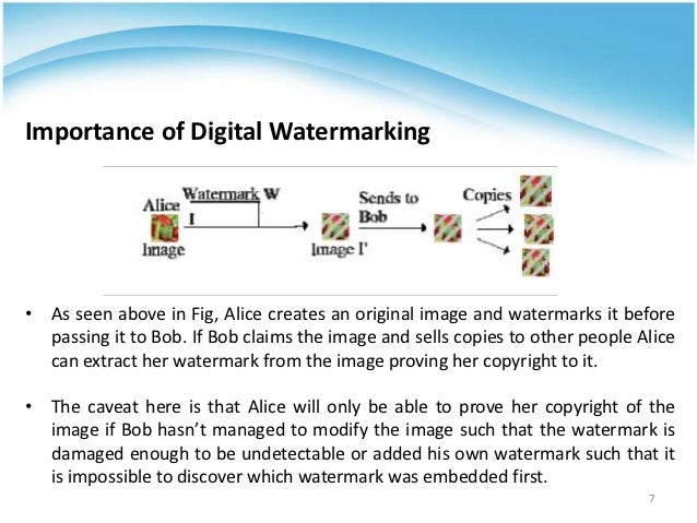 phd thesis on digital watermarking