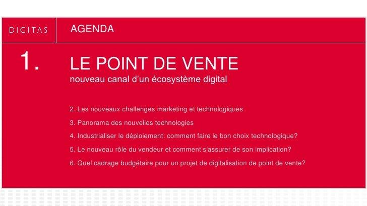 Connected Commerce - Digitaliser le Point de Vente Slide 2
