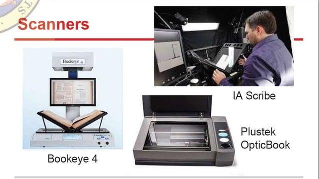 """Bookeye 4     d'. ..  ' a.  .1"""".  il tî i:   p 4  A i rA Scribe  . . Plustek  OpticBook"""