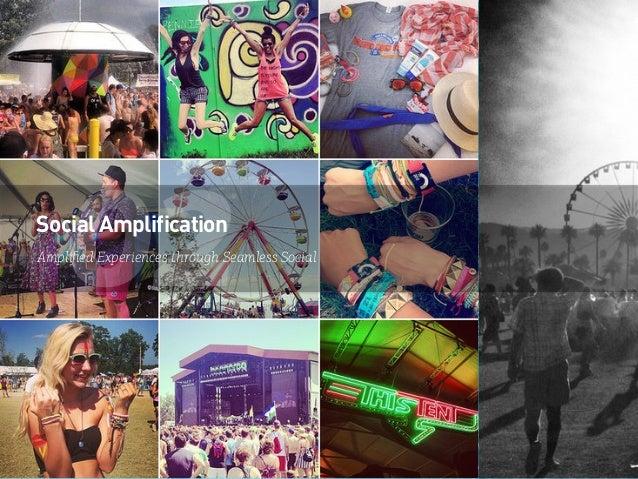 02Social Amplification Amplified Experiences through Seamless Social