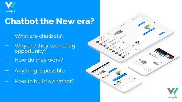 Chatbot workshop - How to build one.#digitized16 Slide 2