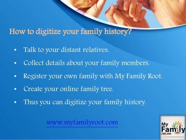 digitize family history kerala preserve family records