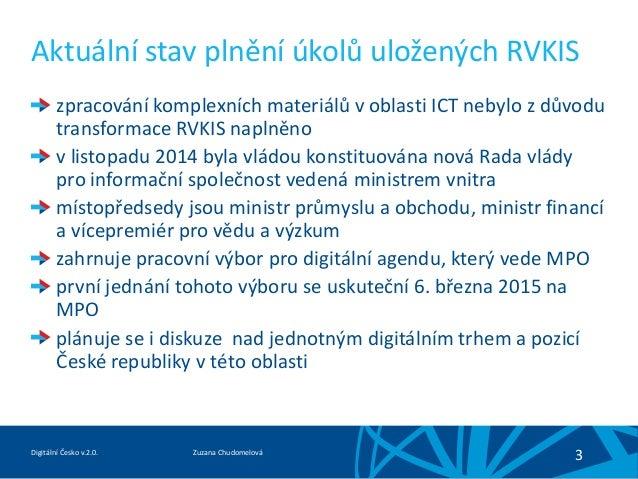 Digitální česko v 2.0 Slide 3