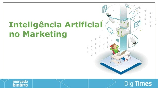 Inteligência Artificial no Marketing