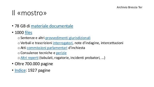 Paolo Cianci depistaggi #digit19 Pin Prato 15 marzo  Slide 2
