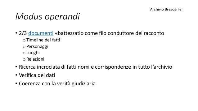 Paolo Cianci depistaggi #digit19 Pin Prato 15 marzo  Slide 3