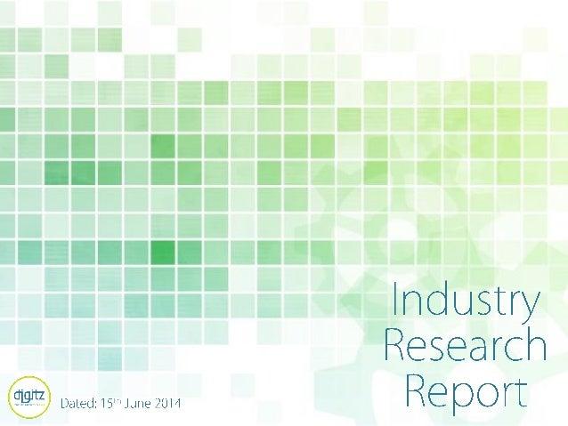 Digitz - Digital Trends Report: June 2014