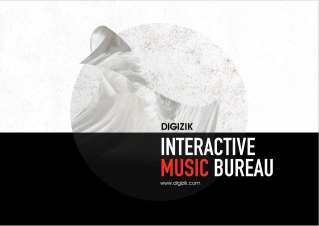 ÀPROPOS 2 SOURCE : Catalogue « IFPI Digital MusicReport 2013 Engine of a digital world ». LA MUSIQUE EST LE SUJET QUI GÉNÈ...