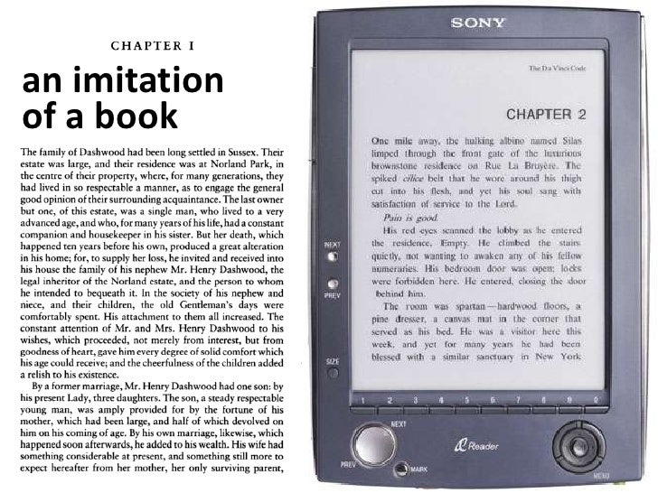 animitation<br />of a book<br />