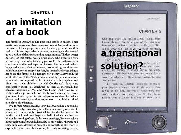 animitation<br />of a book<br />a transitional<br />solution?<br />
