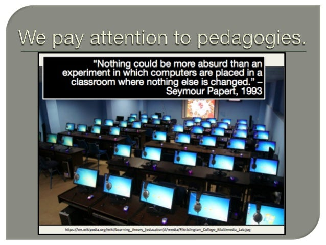 The State of Digital Pedagogy: The Intersection of Networks & Institutions