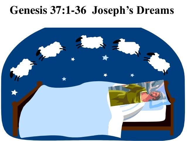 Genesis 37:1-36 Joseph's Dreams