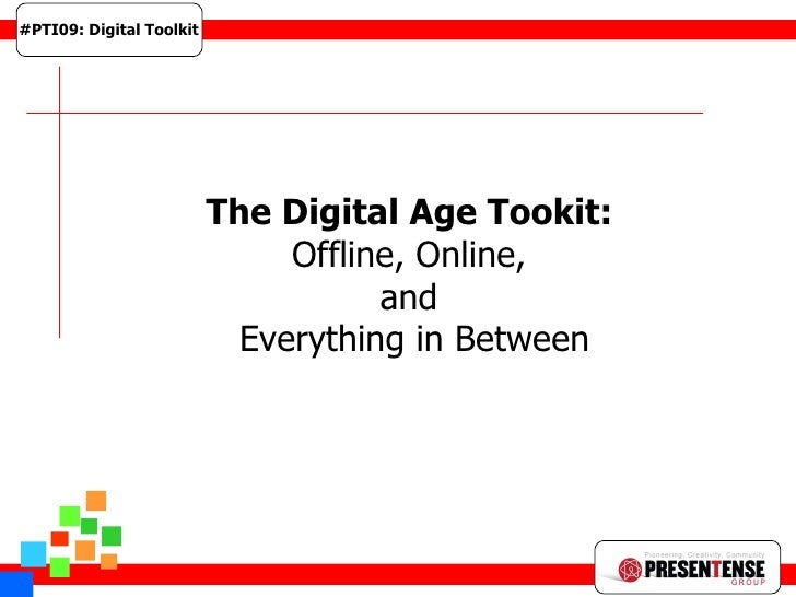Guerilla Web 1 The Digital Age Tookit:  Offline, Online,  and  Everything in Between