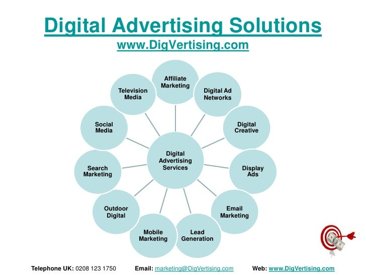 Digital Advertising Agency Services from DigVertising