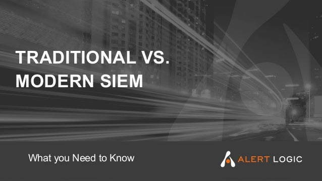 Modern Architecture Vs Traditional Architecture modern vs. traditional siem