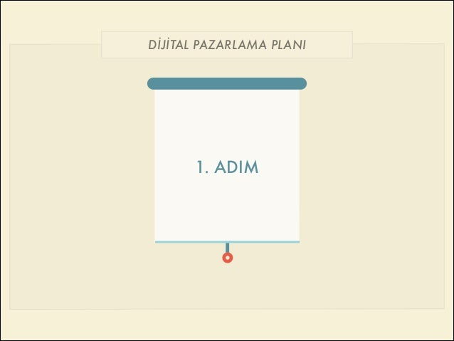 Dijital Pazarlama Planı Nasıl Yapılır? Slide 2
