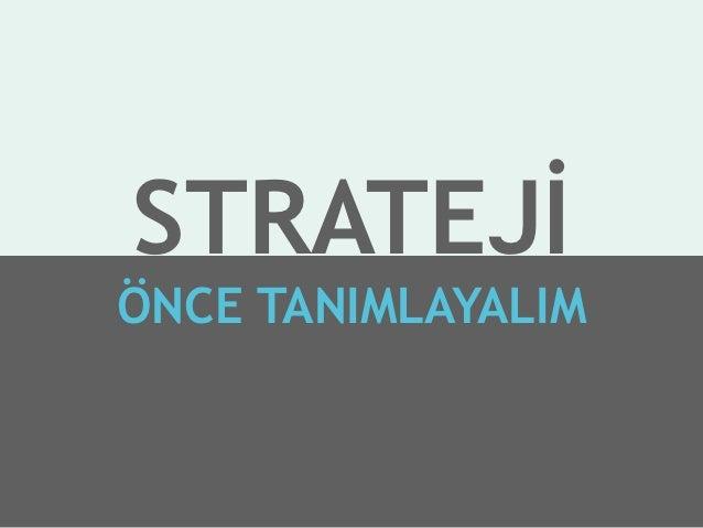 Dijital Strateji Slide 2