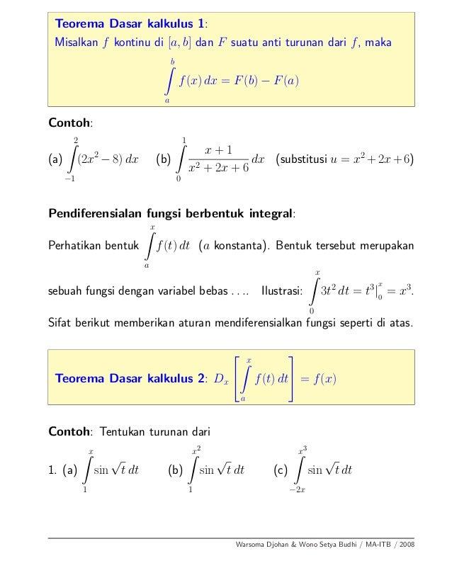Diklat kalkulus