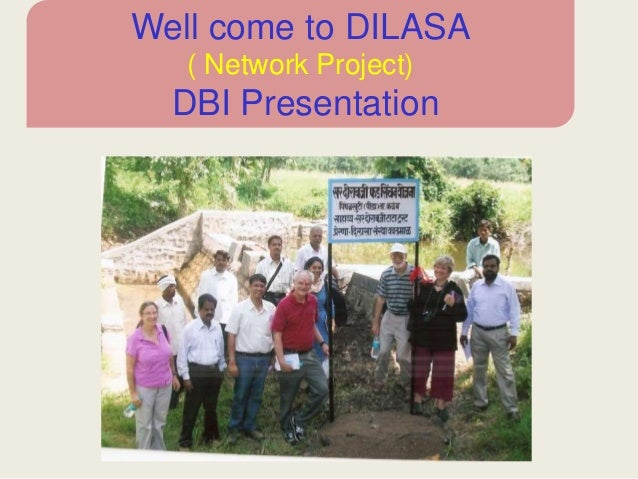 Well come to DILASA( Network Project)DBI Presentation