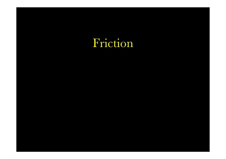 Friction words   Friction