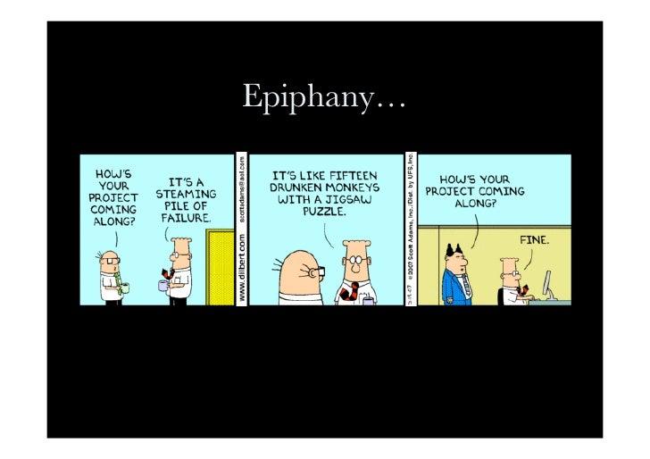 Epiphany…