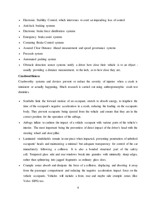 essay on life and living standards