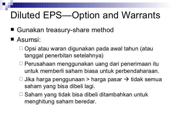 Menggunakan opsi saham setelah penghentian