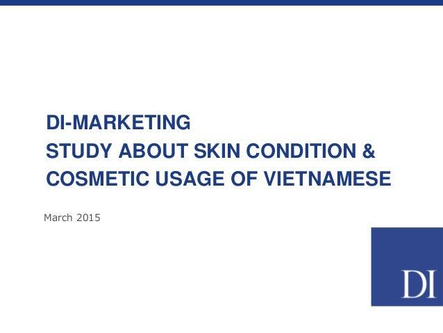 Acne-self-care's trend in Vietnam