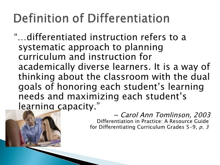 Differentiating Math Instruction Articles Ultimate User Guide