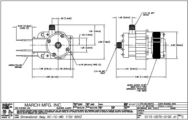 march centrifugal pump wiring diagram 37 wiring diagram images wiring diagrams edmiracle co Bilge Pump Wiring Diagram Heil Heat Pump Wiring Diagram