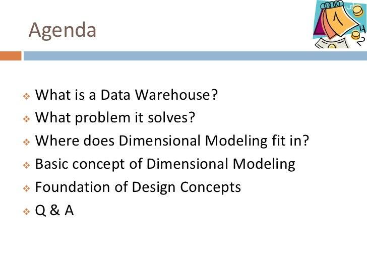 Dimensional data modeling resume