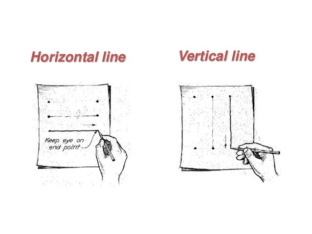 Line Drawing Method Ethics : Dimensioning