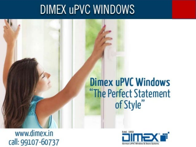 Dimex German Upvc Windows Amp Doors Systems